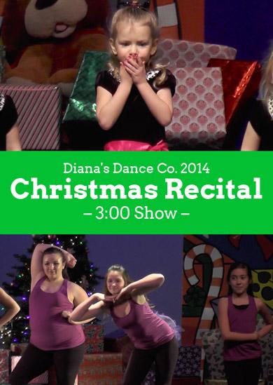 Diana's Dance Company 2014 – Winter (3:00)