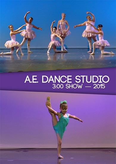 A.E. Dance 2015 (3:00 Show)