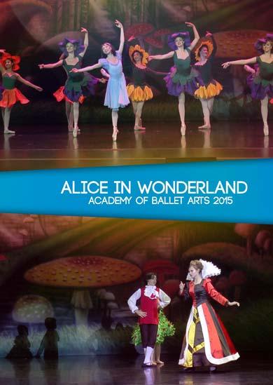 Academy of Ballet Arts 2015 Summer Ballet Concert