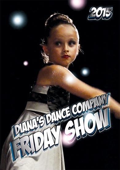 Diana's Dance Company Summer 2015 – Friday