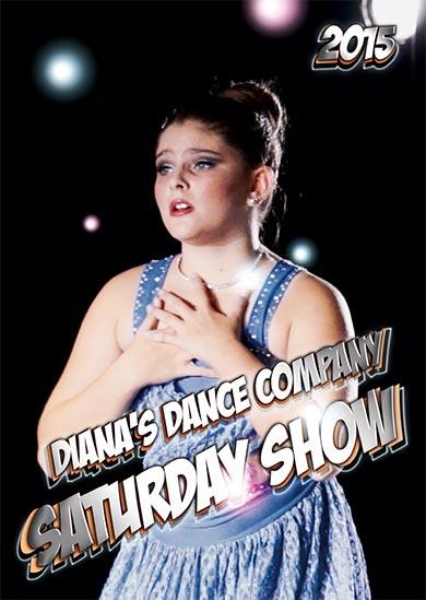Diana's Dance Company Summer 2015 – Saturday