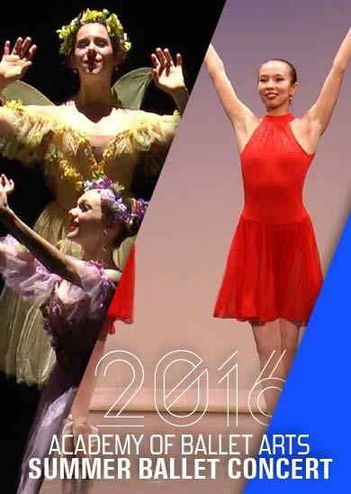 Academy of Ballet Arts 2016 Summer Ballet Concert