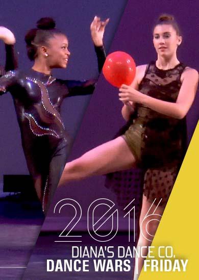 Diana's Dance Company Summer 2016 – Friday