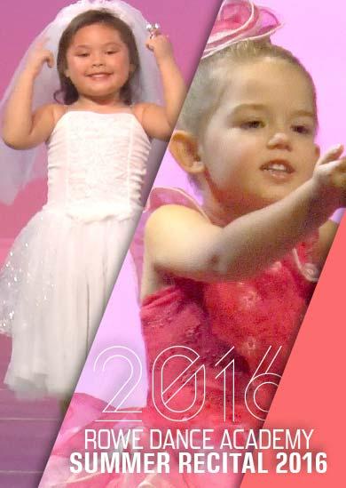 Rowe Dance Academy 2016