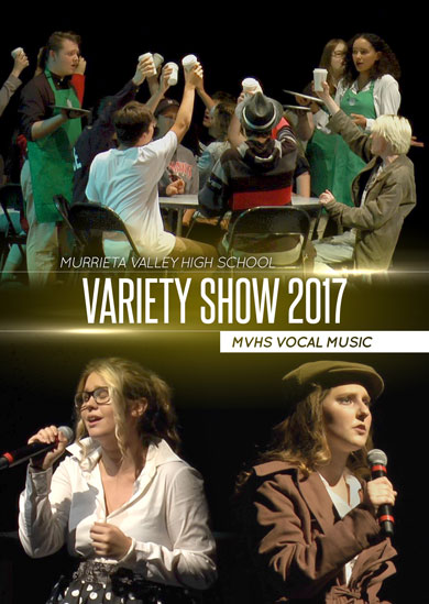 MVHS Variety Show 2017
