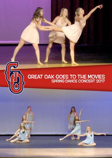 Great Oak Spring Dance Concert 2017