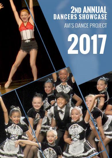 Avi's Dance Project 2017