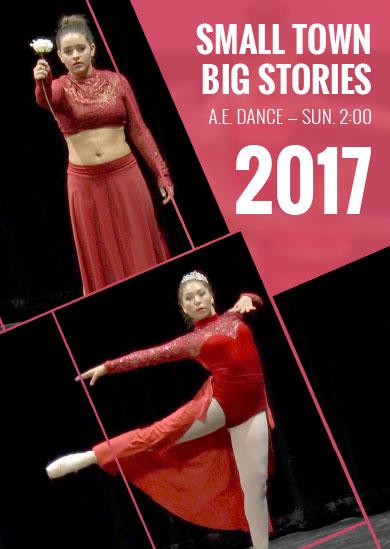 A.E. Dance 2017 (2:00 Show)