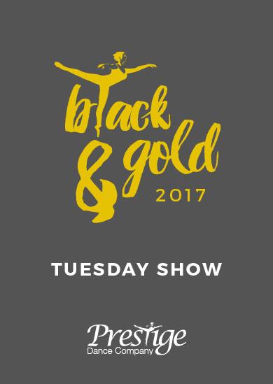 Prestige Dance Co. 2017 — (Tuesday Show)