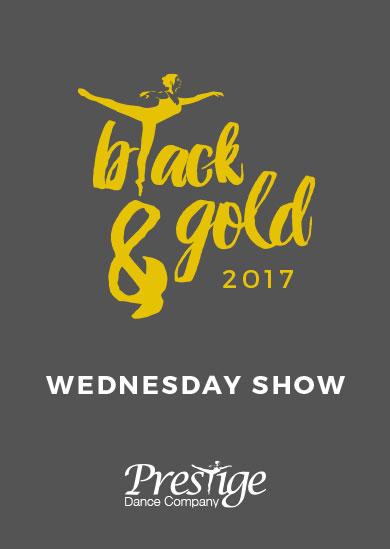 Prestige Dance Co. 2017 — (Wednesday Show)