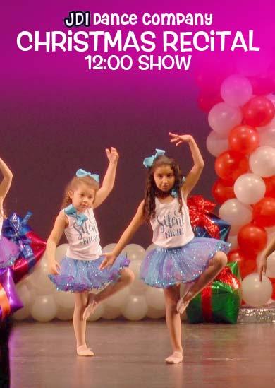 JDI Dance Co. 2017 — Winter (12:00pm Show)