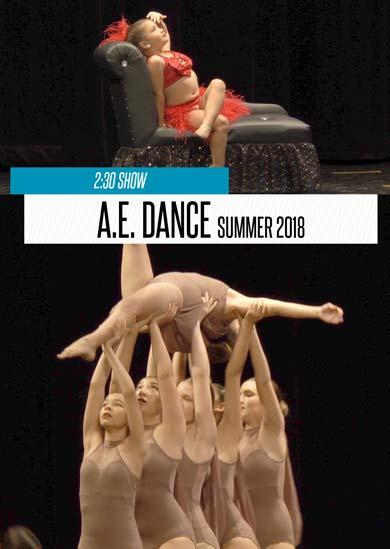 A.E. Dance 2018 (2:30 Show)