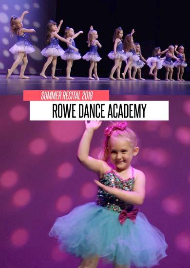Rowe Dance Academy 2018
