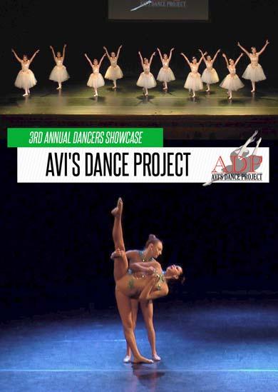 Avi's Dance Project 2018